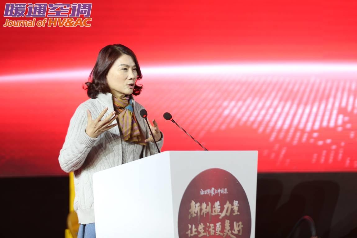 """[企业]董明珠:我的梦想是""""让世界爱上中国造"""""""